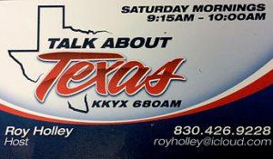 KKYX Radio, South TX Cattlewomen